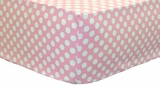 Candy Polka Dot Crib Sheet $(+50.00)