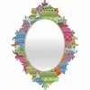 Candy Sky Baroque Mirror