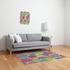 Candy Sky Flat Weave Rug