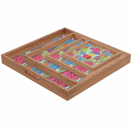 Candy Sky Square Tray