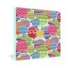 Candy Sky Wrapped Canvas Art