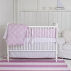 Cane Petal 3-Piece Crib Bedding Set