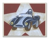 Car in Star Wall Plaque Wall Plaque