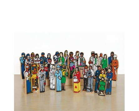 Career Figure Set