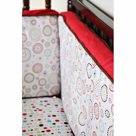 Carey 3-Piece Crib Bedding Set