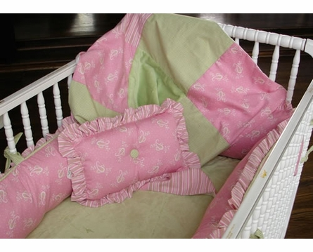 Carli Crib Bedding - 3 Piece Set