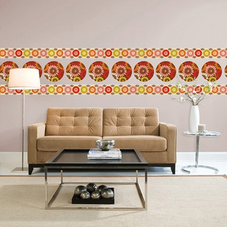 Carnivale Dot Wall Decals