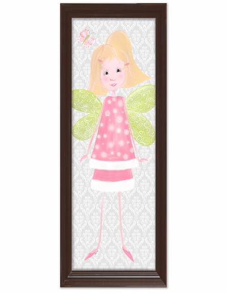 Caroline Fairy Canvas Reproduction