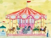 Carousel Canvas Wall Art