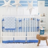 Carousel Crib Bedding Set