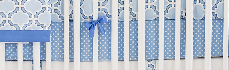 Carousel Crib Bedding Set by New Arrivals Inc ...