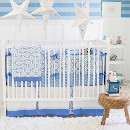 Carousel Crib Skirt