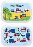 Cars and Trucks Changeable Faceplate