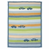 Cars Knit Baby Blanket