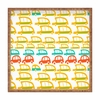 Cars Square Tray