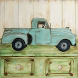 Cars & Trucks Canvas Art