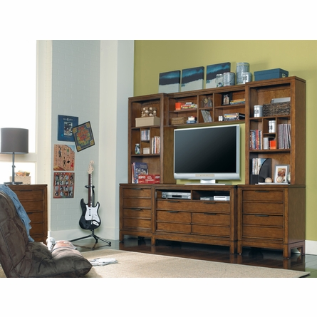 Carter Three-Drawer Media Chest