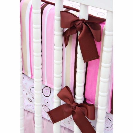 Cassie 4-Piece Crib Bedding Set