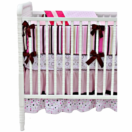 Cassie Crib Bedding Set