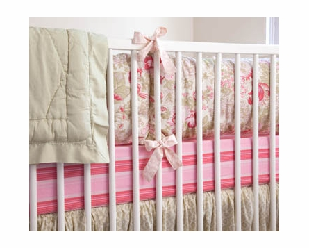 Cassis Marpessa Crib Bedding - 3 Piece Set