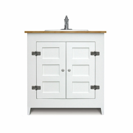 Castaway Double Door Bathroom Vanity