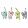 Cat Rattles - Set of Four