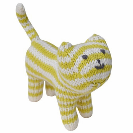 Cat Rattles - Set of Three