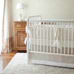 Catalina Seersucker 3-Piece Crib Bedding Set