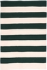 Catamaran Indoor/Outdoor Rug in Pine and Ivory