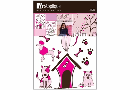 Cats & Dogs Wall Decals