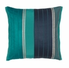 Caviglia Azure Throw Pillow
