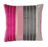 Caviglia Fuchsia Throw Pillow