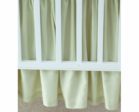 Celery Anouk Crib Bedding - 3 Piece Set