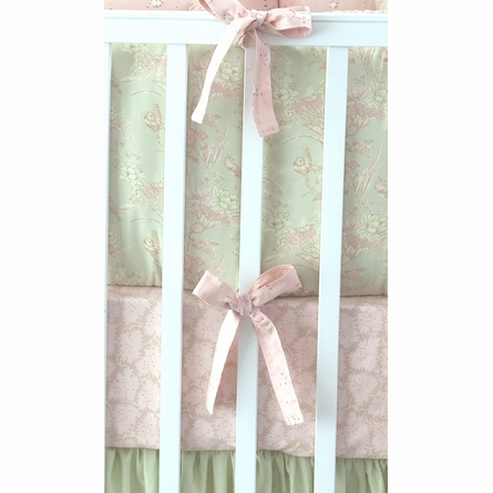 Celery Anouk Crib Bedding Set