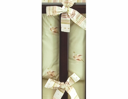 Celery Gustave Crib Bedding - 3 Piece set