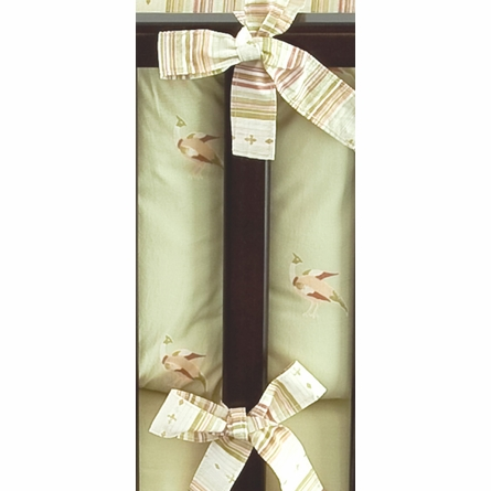 Celery Gustave Crib Bedding Set