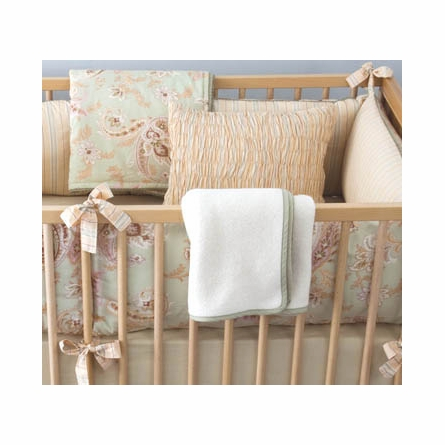 Celery Odile Boys Crib Bedding Set