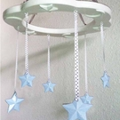 Celestial Baby Mobile