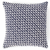 Chadna Indigo Square Pillow
