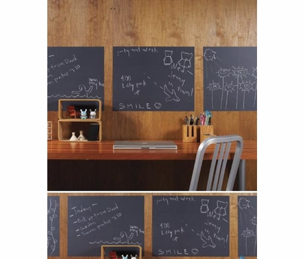 Chalkboard Panels Wallcandy