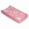 Changing Pad Cover and Topper in Bloom