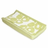 Changing Pad Cover and Topper in Spring Green Modern Berries