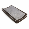 Changing Pad Cover and Topper in Tree Trunk Brown