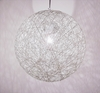 Chaos Pendant Light in White