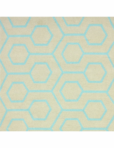 Charles Indoor/Outdoor Rug in Blue