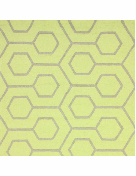 Charles Indoor/Outdoor Rug in Limelight
