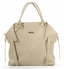 Charlie Diaper Bag - Light Brown