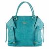 Charlie Diaper Bag - Teal