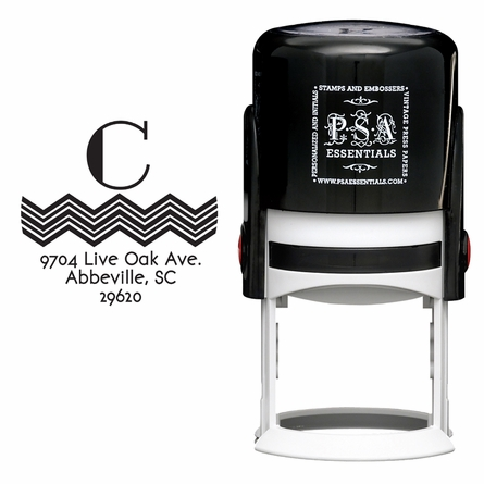 Charlie Personalized Self-Inking Stamp