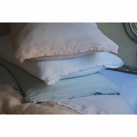 Charlie Linen Pillowcases - Set of 2